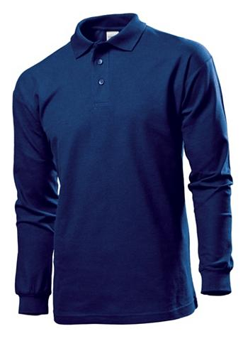 STEDMAN Polo marškinėliai su Ton in Ton-Knopfl...