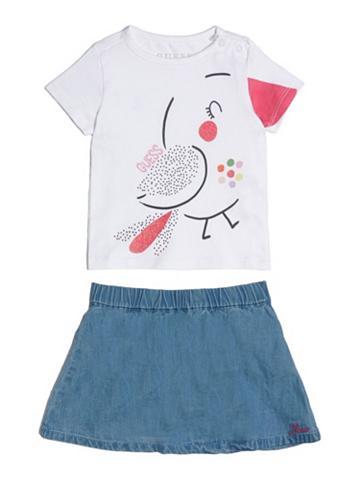 GUESS KIDS Marškinėliai be rankovių & Sijonas