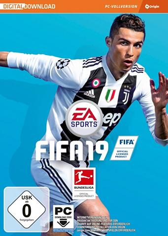 ELECTRONIC ARTS FIFA 19 (Code in a Box) PC