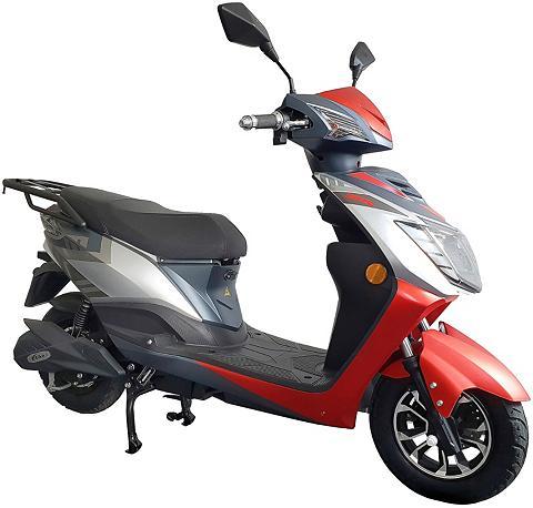 GT UNION Elektrinis motoroleris »e Runner 45« 1...