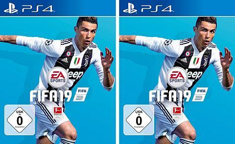 ELECTRONIC ARTS FIFA 19 dvigubas Play Stovas/stotelė 4...