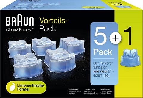 BRAUN Clean & Renew CCR Nachfüllpackungen in...
