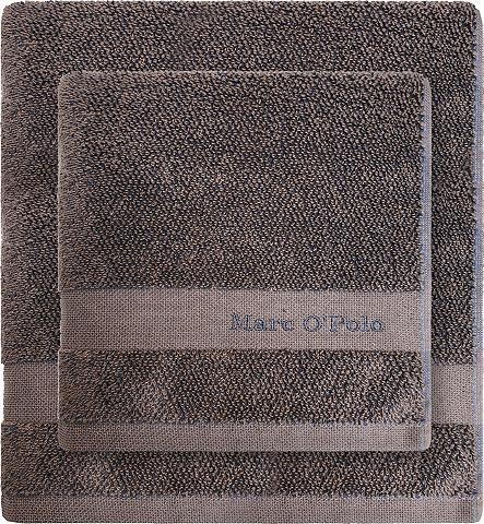 MARC O'POLO HOME Rankų rankšluostis »Melange«