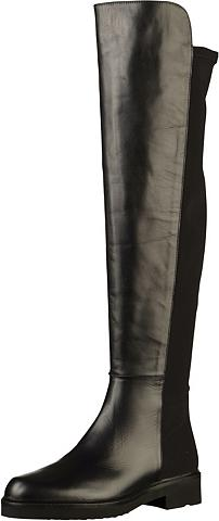 GADEA »Leder/Textil« ilgaauliai batai virš k...