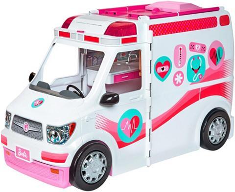 MATTEL Žaislų rinkinys »Barbie 2-in-1 Kranken...