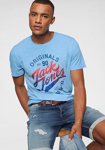 JACK & JONES Jack & Jones Marškinėliai »SUMMERTIME ...