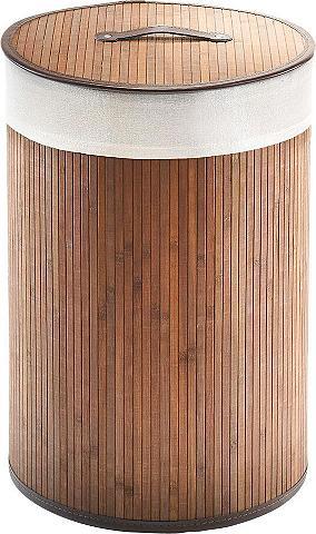 HOME AFFAIRE Skalbinių krepšys H/Ø 55/37 cm