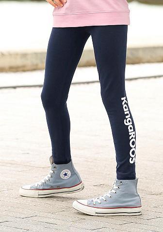 KangaROOS Leggings su Logodruck