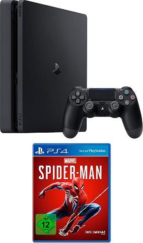 PlayStation 4 siauras (PS4 Slim) 1 TB ...