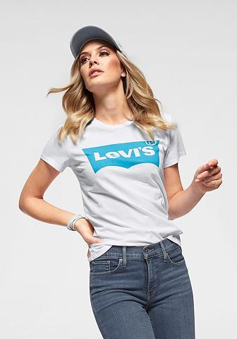 LEVI'S ® Marškinėliai »Batwing«