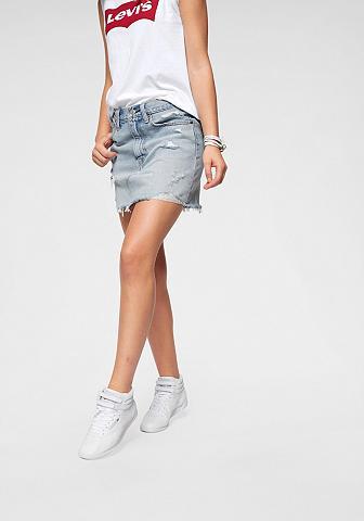 LEVI'S ® Džinsinis sijonas »high rise Iconic ...