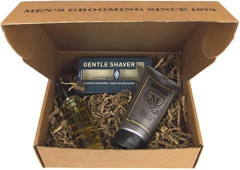Morgan's Nassrasierer »Shaving Gift« rinkinys 3...