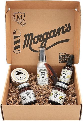 Morgan's Bartpflege-Set »Moustache and Beard Gr...