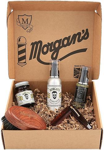 Morgan's Geschenk-Set »Beard Grooming Gift Set«...