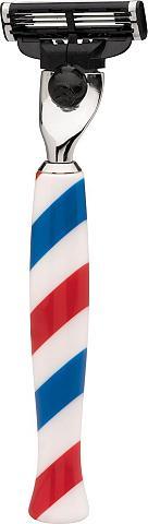 ERBE Nassrasierer »Barber« Barbershop Desig...