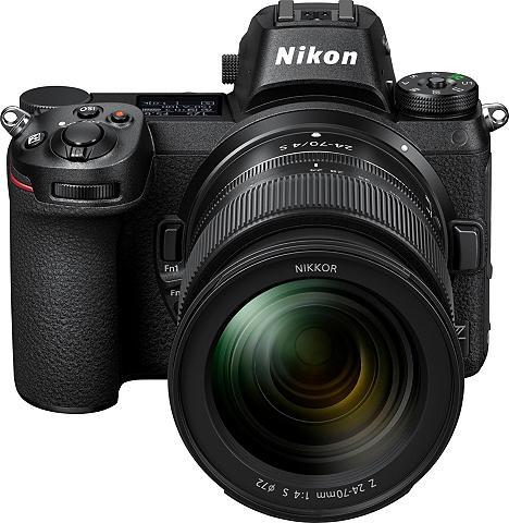 Nikon »Kit Z 6 24–70« Systemkamera (NIKKOR Z...