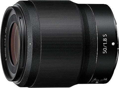 NIKON »Nikkor Z 50mm 1:18 S« objektyvas