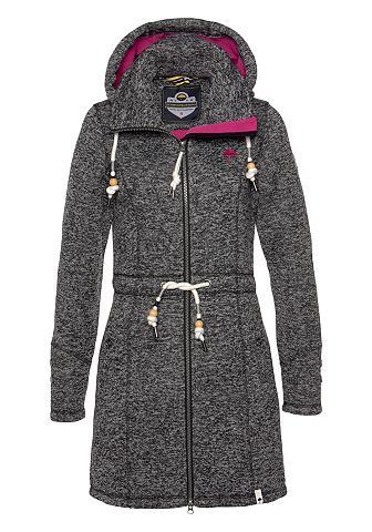 SCHMUDDELWEDDA Megztas paltas