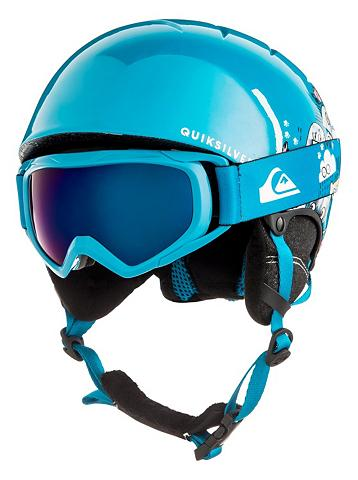 QUIKSILVER Snowboardhelm »The Game Pack«