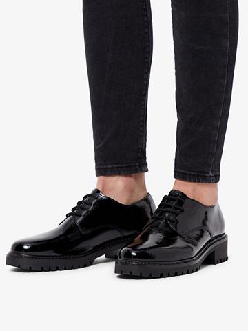 BIANCO Schnür Derby-Schuhe