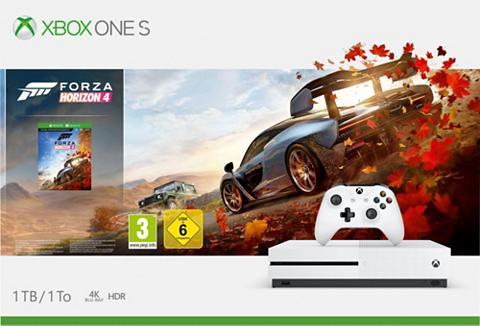 XBOX ONE S 1 TB (Bundle ir Forza Horizon 4)