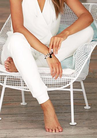 LASCANA Kelnės su aufgesetzten Seitentaschen