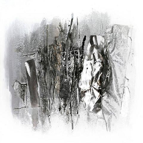 HOME AFFAIRE Aliumininis paveikslas Intermixture I ...