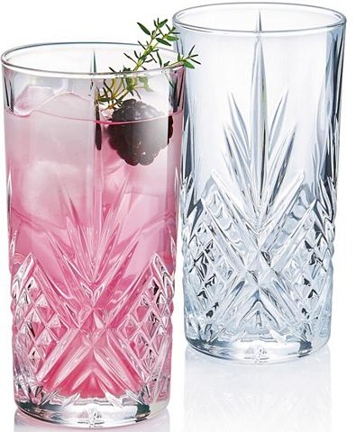 Luminarc Longdrinkglas »Eugene« Glas subtilus S...