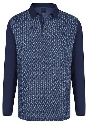 DANIEL HECHTER Elegantiška Polo marškinėliai