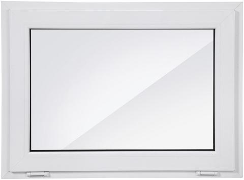 RORO Plastikinis langas BxH: 100x75 cm weiß...