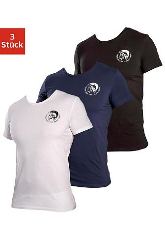 DIESEL Marškinėliai (3 vienetai)