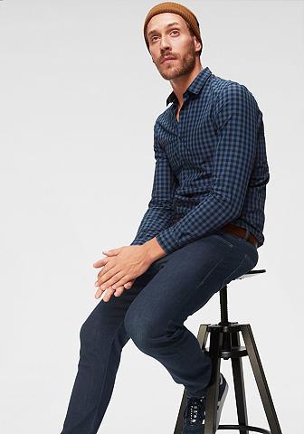 TOM TAILOR DENIM Tom Tailor Džinsai Languoti marškiniai...