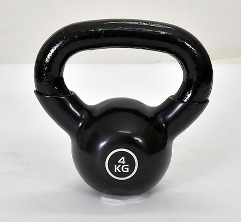 CHRISTOPEIT SPORT ® Svarstis »Kettlebell 4KG« 4 kg