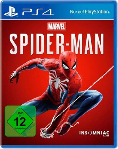 PlayStation 4 Marvel´s Spider-Man