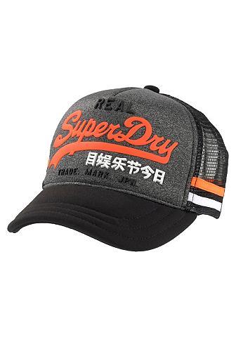 SUPERDRY Baseball Kepurė su snapeliu