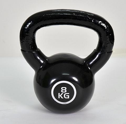 CHRISTOPEIT SPORT ® Svarstis »Kettlebell 8KG« 8 kg