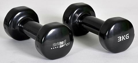 CHRISTOPEIT SPORT ® Svarmuo 60 kg (2 vnt.)