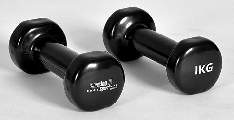 Christopeit Sport ® Svarmuo 20 kg (2-tlg)