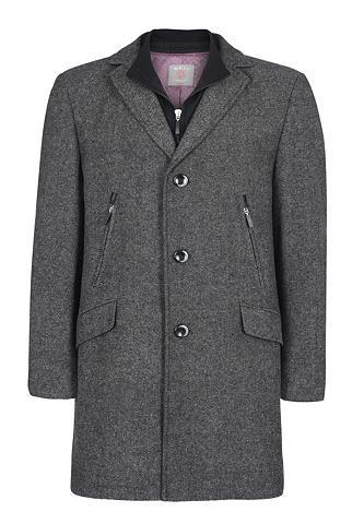 WEIS Vilnonis paltas su formschöner sagos