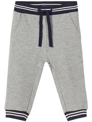 NAME IT Baumwoll Sportinio stiliaus kelnės