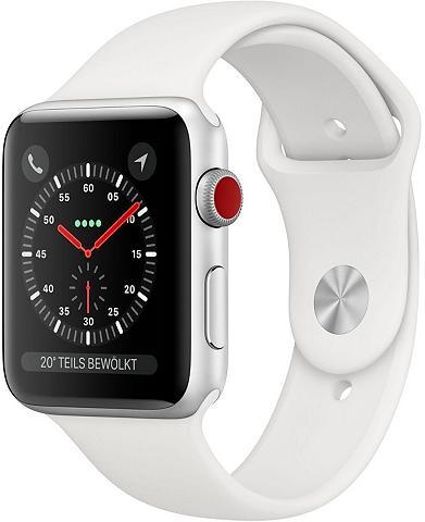Apple Series 3 GPS + Cellular Aluminiumgehäu...