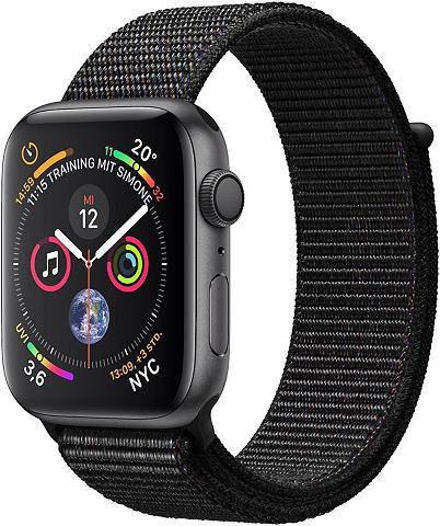 APPLE Watch Series 4 GPS Aluminiumgehäuse su...