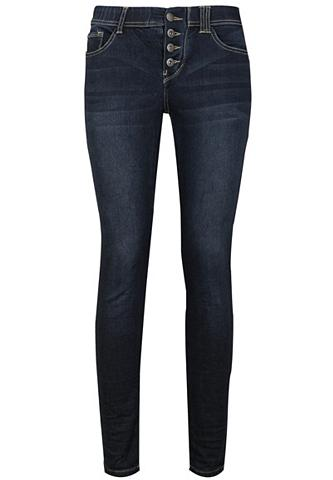 SUBLEVEL Skinny-fit-Jeans su Push-up Effekt