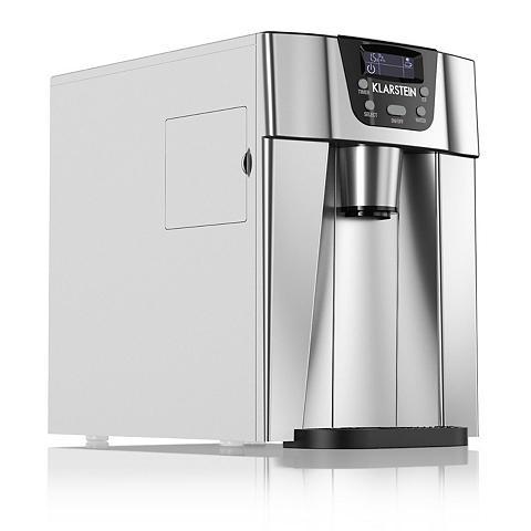 Klarstein Eismaschine Eiswürfelmaschine Ice Make...
