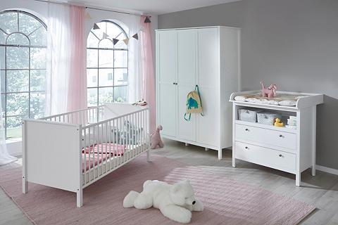 Babyzimmer-Komplettset »Westerland« (R...
