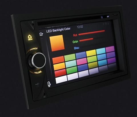 ESX »VN630D« Navigationsgerät (Vision Navi...