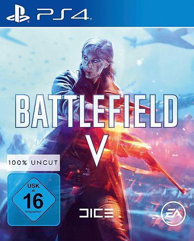 Electronic Arts Battlefield V PlayStation 4