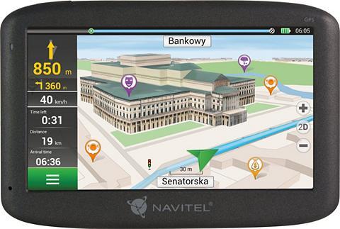 NAVITEL Navigationsgerät »E500«