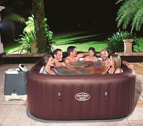 BESTWAY Rinkinys: Whirlpool »Lay-Z-Spa? Maldiv...