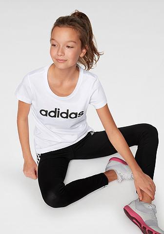 ADIDAS Marškinėliai »YOUNG E LINEAR TEE«